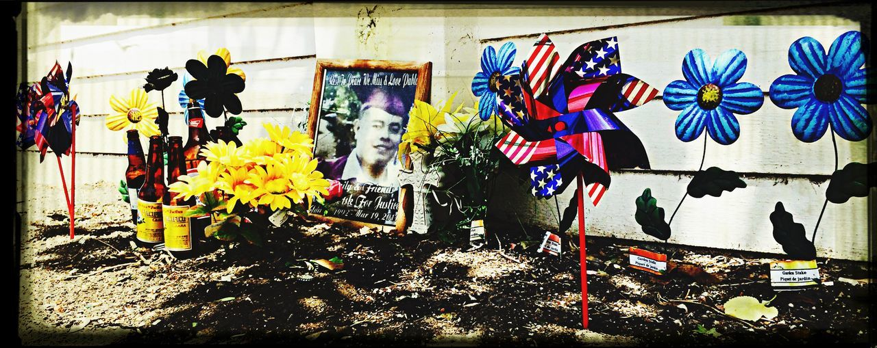Gone too soon... Street Memorial EyeEm IPhoneography Iphoto James Donlan blvd. Antioch, Ca Drimagez Time To Reflect AMPt - Street