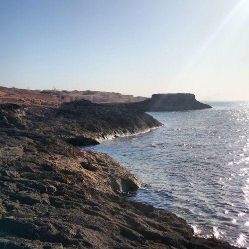 Seaphotography Beach Day Blue Sea Libya Tripoli
