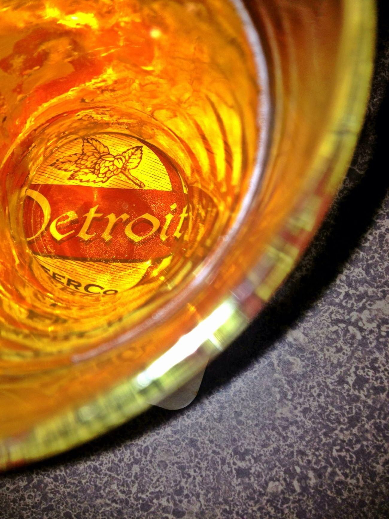 Glass Bottom Detroit