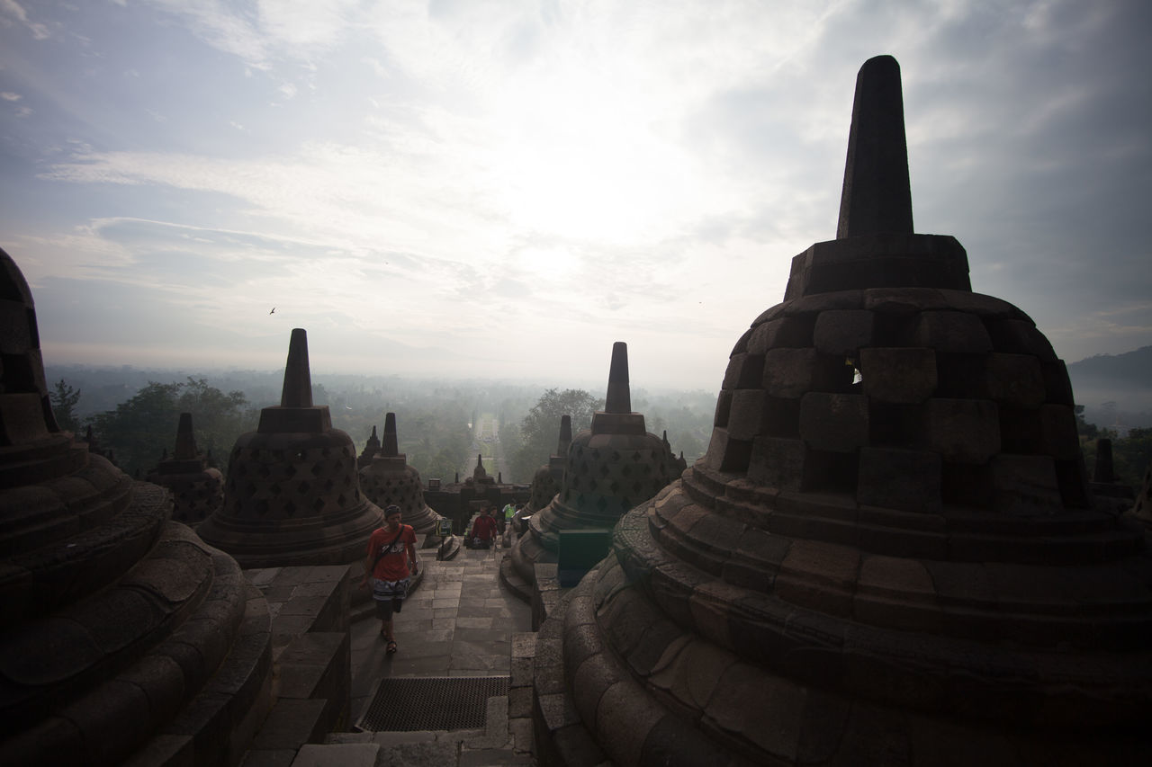 Beautiful stock photos of asia, Ancient, Architecture, Borobudur Ruins, Borobudur Temple