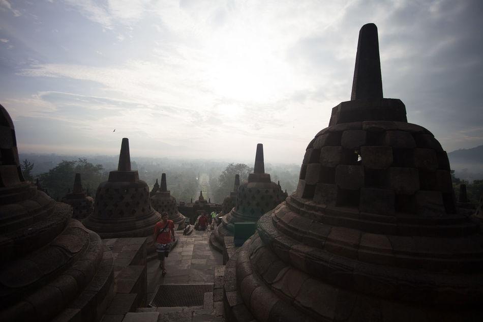 Beautiful stock photos of asia, Ancient, Architecture, Borobudur Ruins, Borobudur Temple