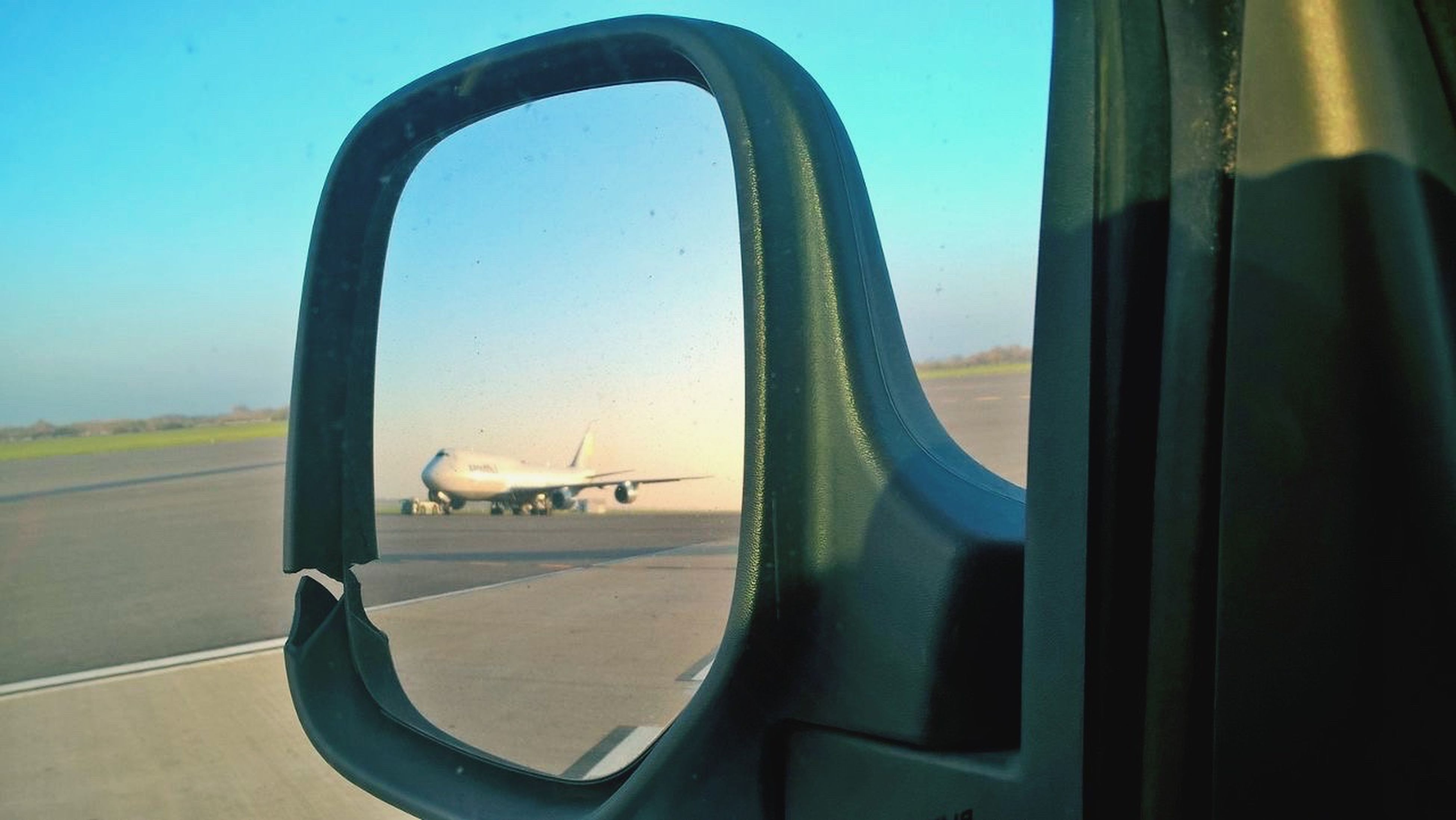 transportation, window, mode of transport, travel, airplane, day, no people, land vehicle, air vehicle, sky, close-up, outdoors, nature