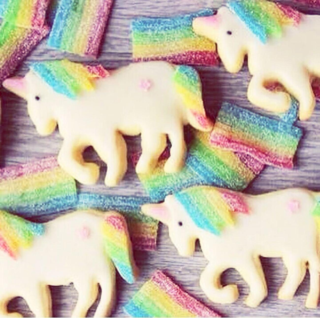 Food Comida Unicorn Unicornio Colores