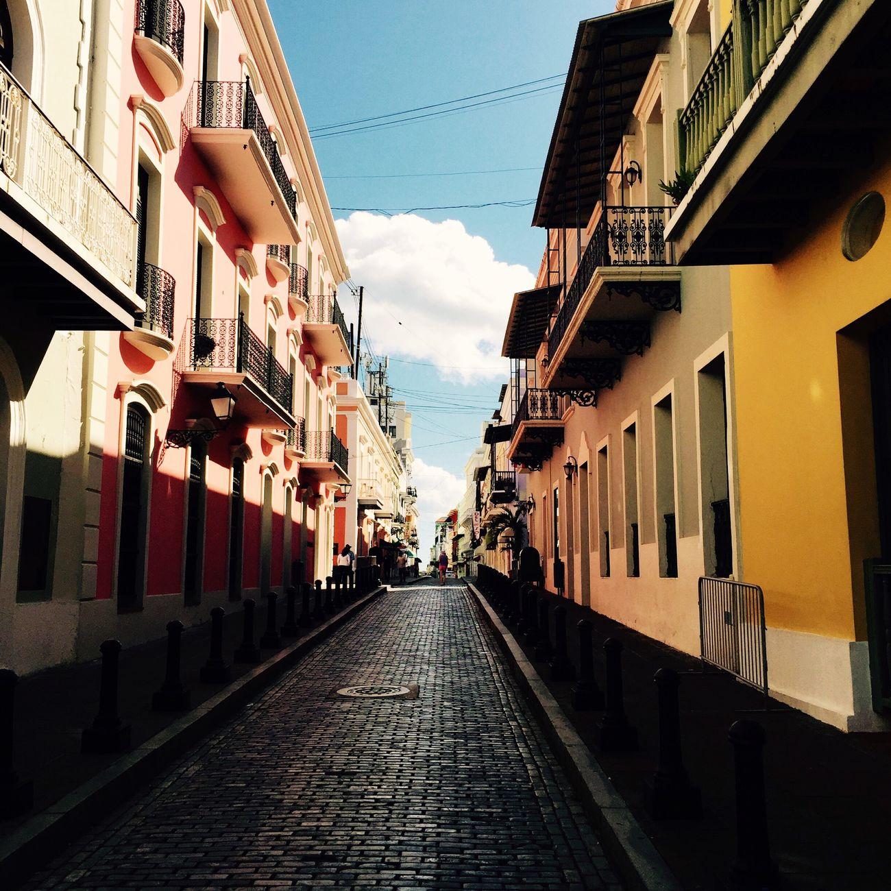 Viejo San Juan Puerto Rico Old San Juan San Juan Streetphotography Travel Arquitecture First Eyeem Photo