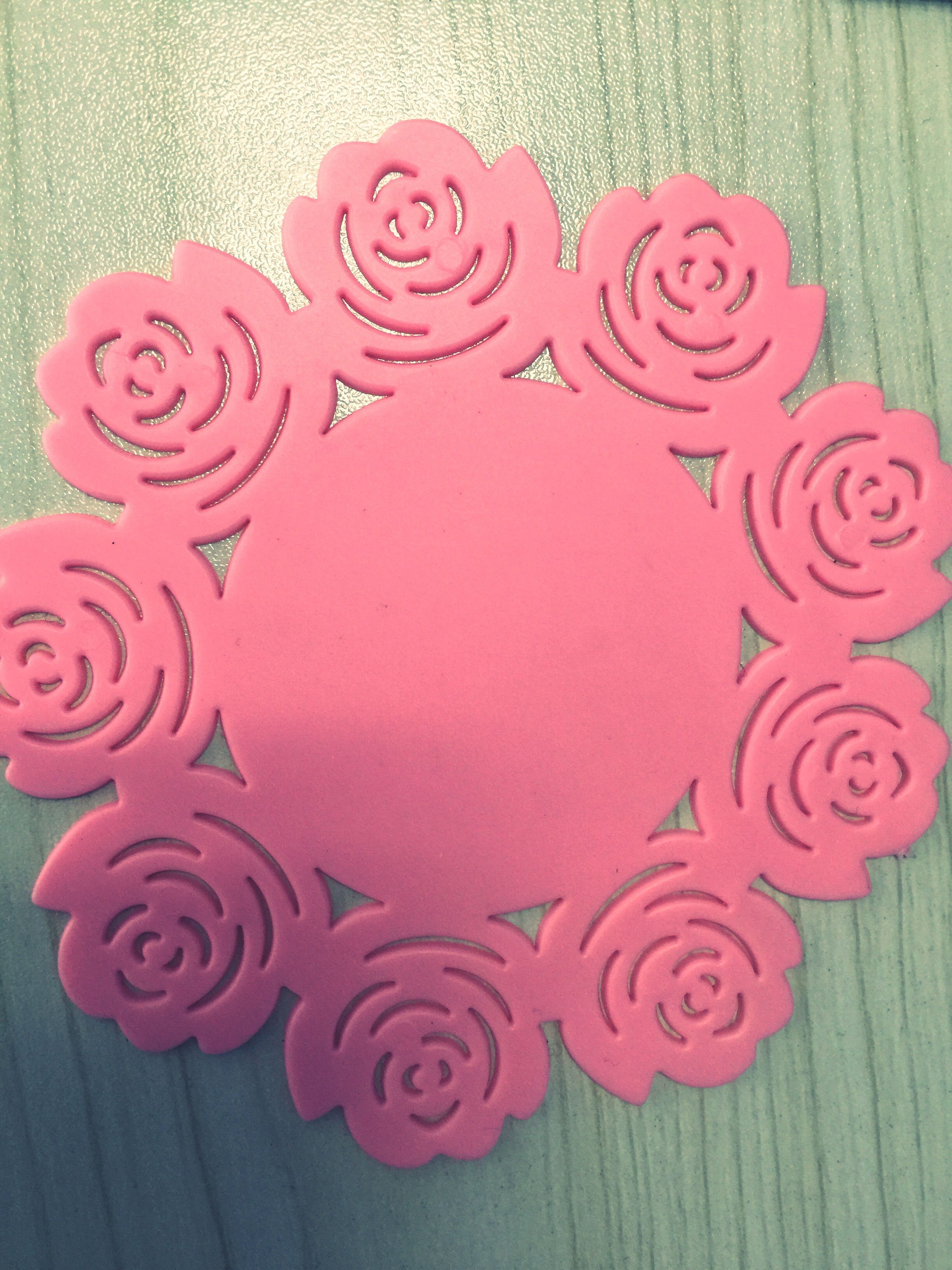 indoors, art and craft, art, creativity, decoration, close-up, flower, human representation, still life, pink color, design, love, rose - flower, heart shape, wall - building feature, no people, floral pattern, ornate, red, multi colored