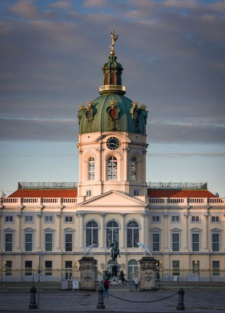 Schloss Charlottenburg Street Travel Charlottenburg  Berlin