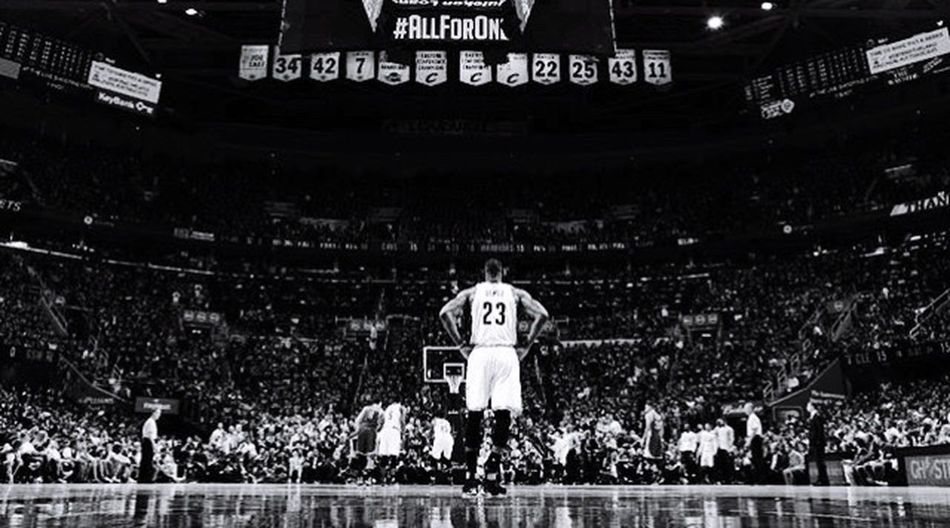THERE WILL BE GAME 7!!!🔥 NBA Nbaplayoffs Clevelandcavaliers Goldenstatewarriors Kingjames Lebron James Stephen Curry