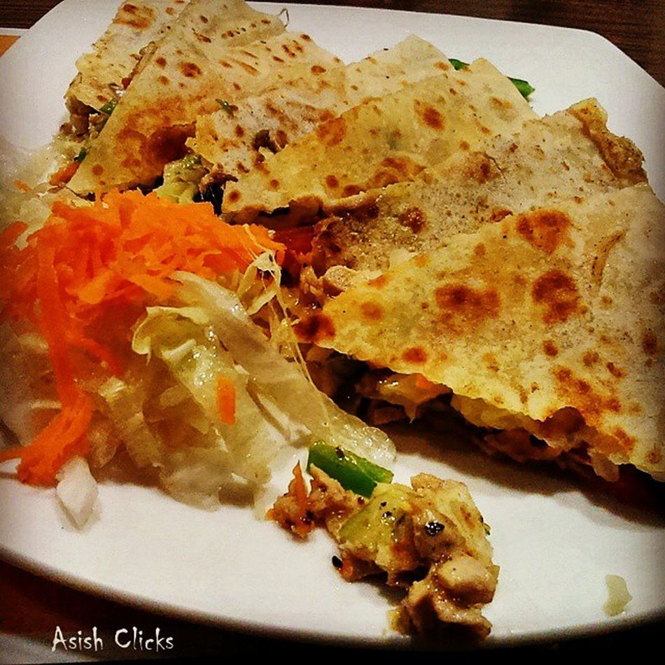 Quesadillas Quesadillas Mexicanfood Mexico Asishclicks Chicken Pollo Food Donpepe Foodphotography Foodporn Eatthis Eats Mobilephotography Foodlover Dish Chennai Yummy Delicious