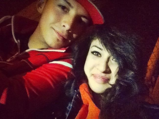 Met him at age 12 , he became my best friend for the next years & now 6 years later were together <3