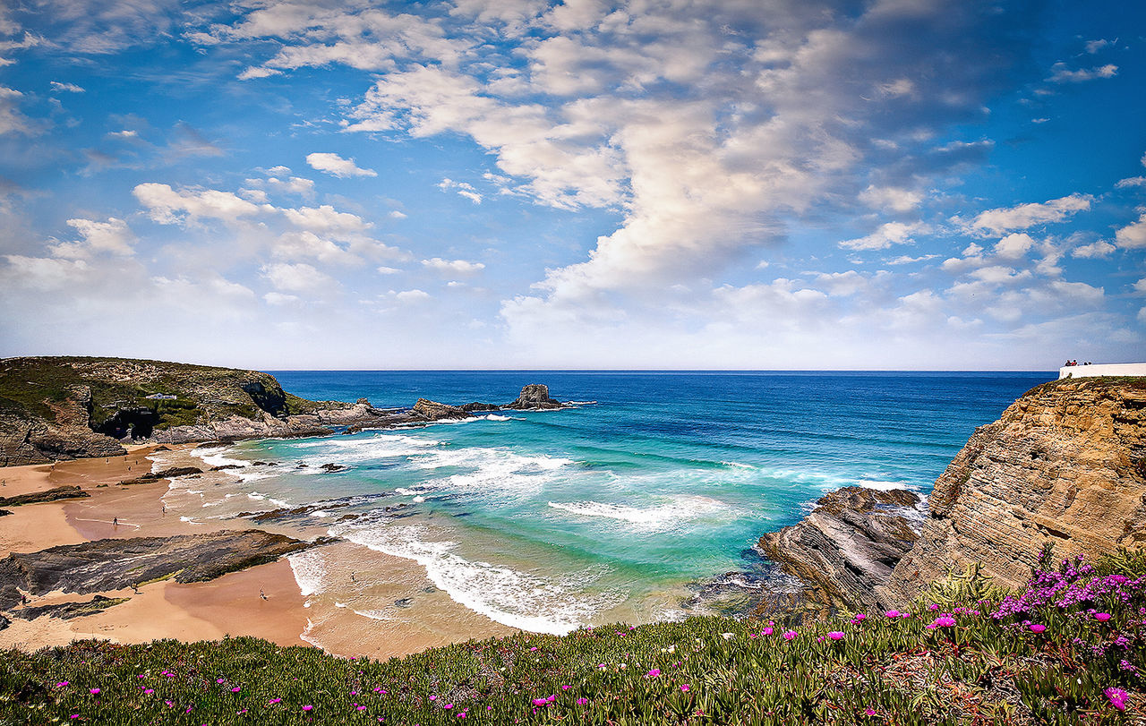 Beautiful stock photos of portugal,  Beach,  Beauty In Nature,  Blue,  Cloud