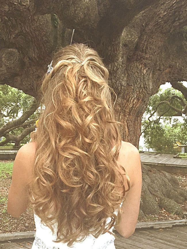 Blonde Blonde Hair Weddinghair July Taking Photos Longhairdontcare JacksonvilleFL
