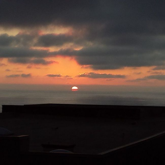 Rpv Nofilter Sunset Fireball Nuclear Clouds Awesome Beautiful