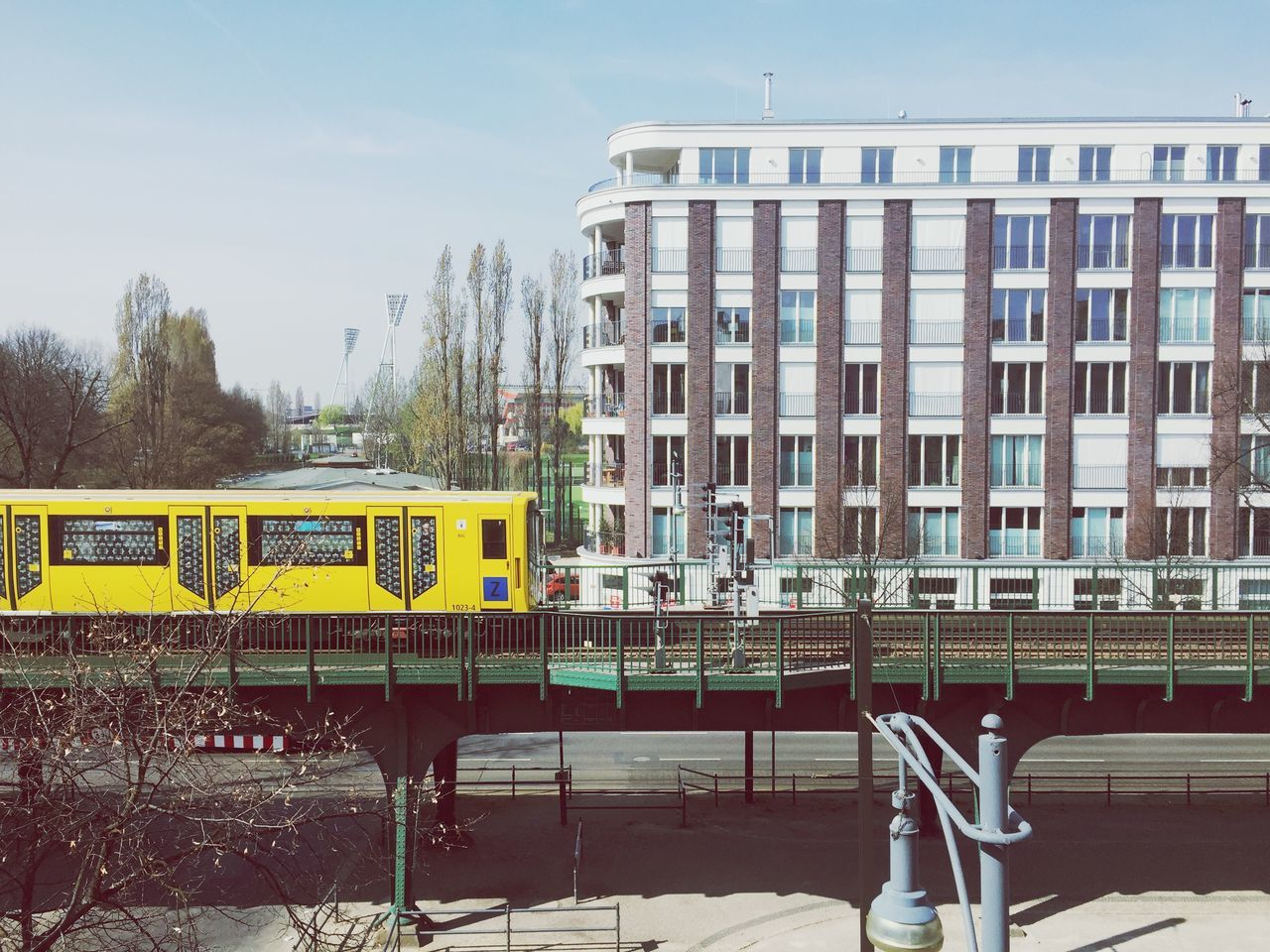 Startup Tram Bvg Train Subway Building My Fuckin Berlin