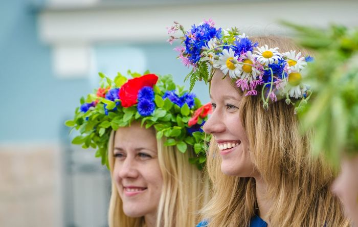 Riga Latvia Nordic Festival Choir  Europe Baltic Singer