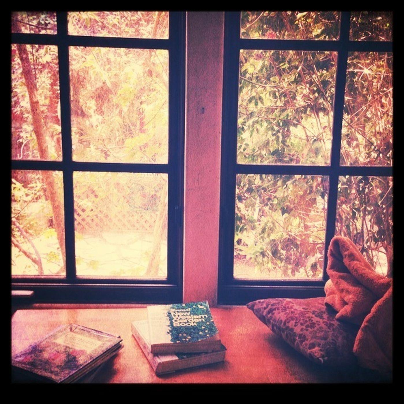 Reading & Relaxing San Diego Buena Creek Gardens