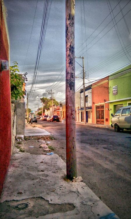 Outdoors Day Built Structure Building Exterior Architecture No People Sky Mérida Yucatán Mexico HDR