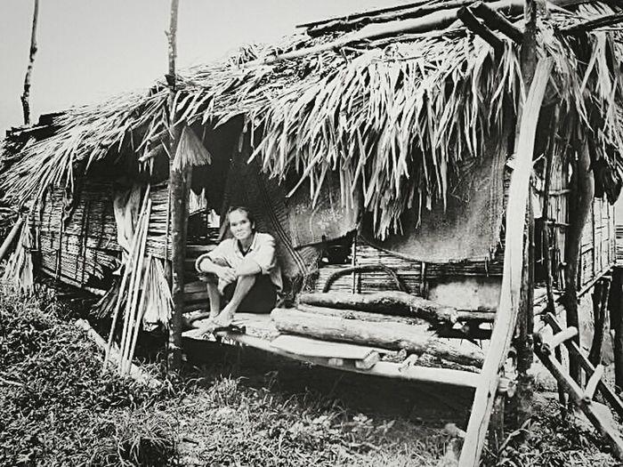 Aboriginal village Aboriginal Village Aboriginal Man Man Travel Photography Street Photography Travelgram Mycapture Black And White Photography Feel The Journey Original Experiences The Week Of Eyeem Hello World Monochrome