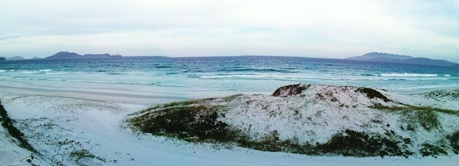 Beach Photography Beautiful Nature Cobalt Blue By Motorola 2tey✌ Panoramic Photography Panoramic View