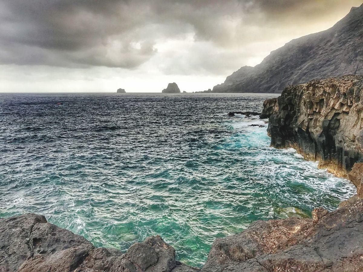 El Hierro Island frontera