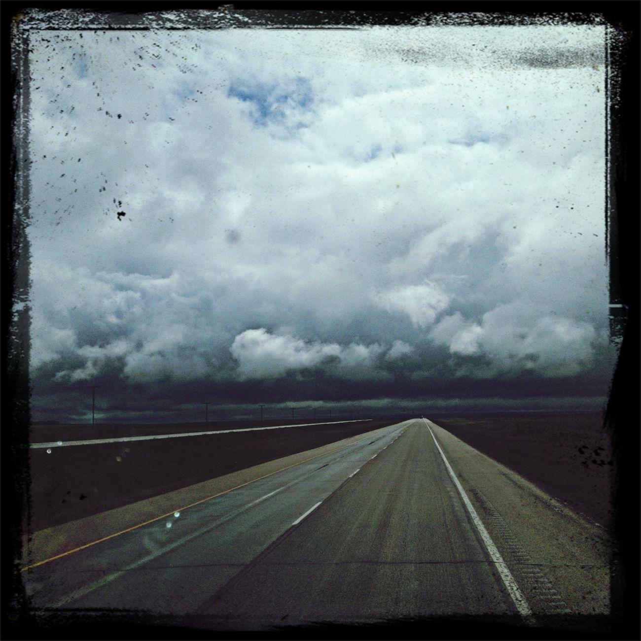 Saskatchewan skyline