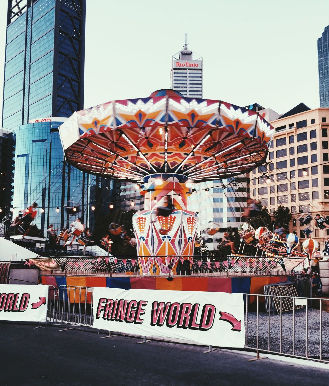 Fringe world! 🎪🎭 Fringe Festival Perthcity Perthlife