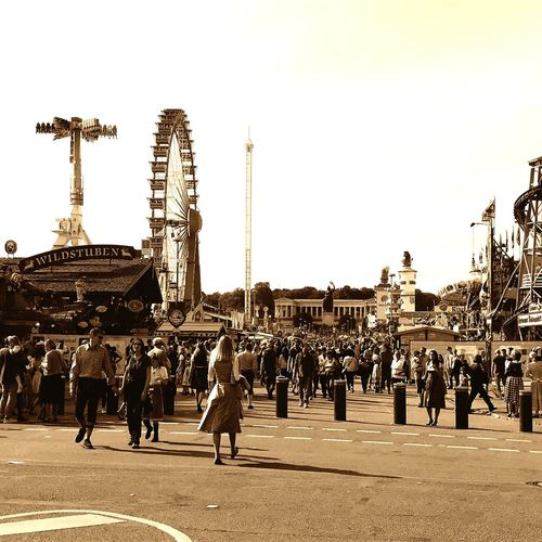 City Wiesn Munich First Eyeem Photo