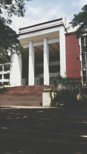 Melchor Hall,UP Diliman