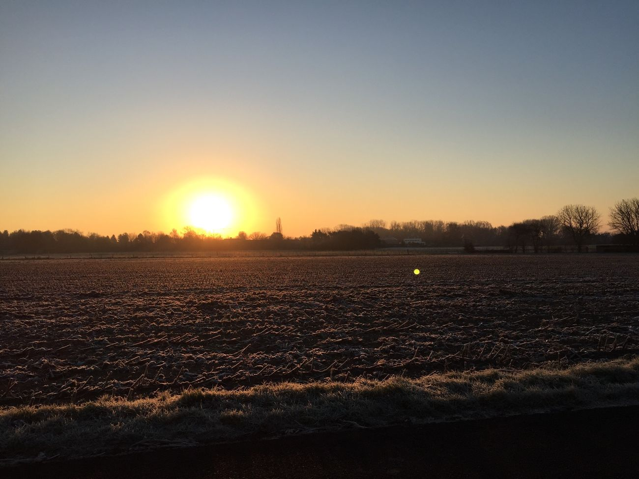 Sunset Nature No Filter Needed Beautiful Day EyeEm Winter Maaseik Belgium