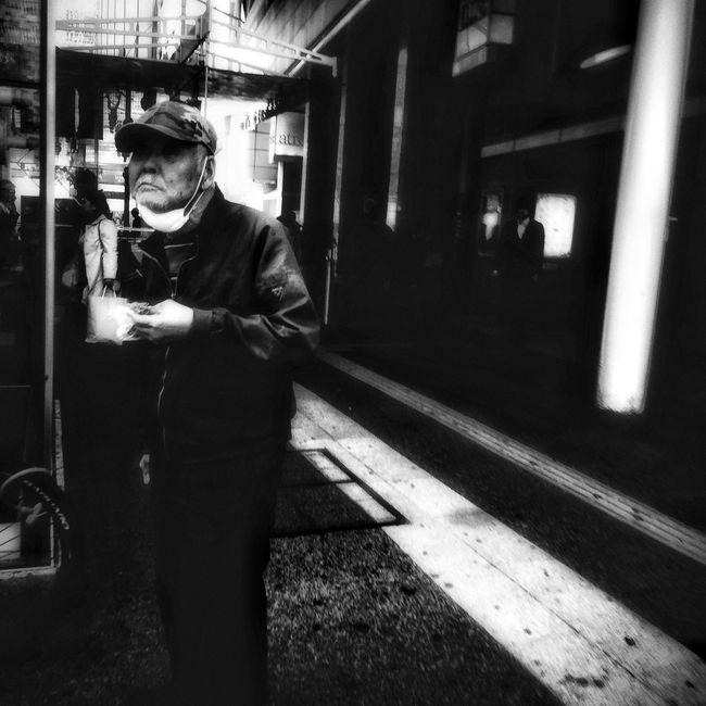 Wanderer Blackandwhite Streetphotography Streetphoto_bw