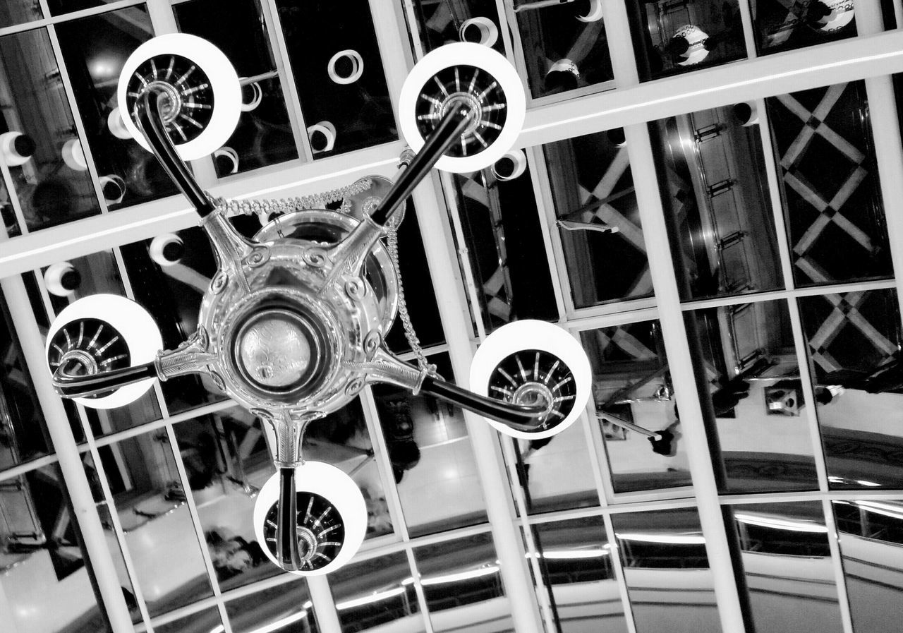 Shapes Shapes And Lines Indoor Photography Black & White