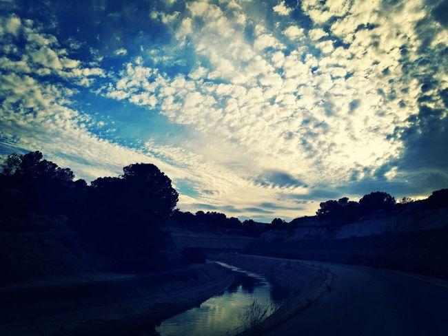 De camino al cielo,come with me.