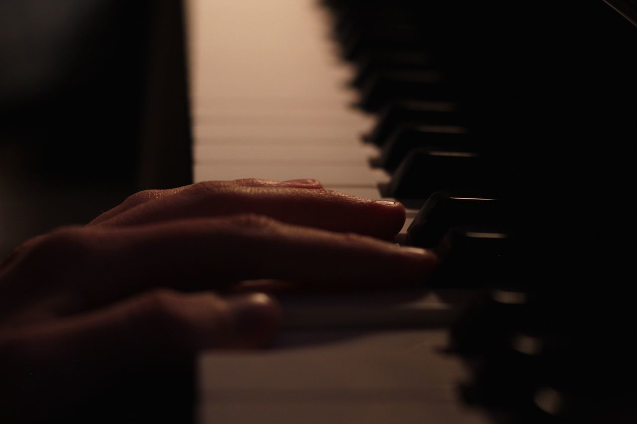 Beautiful stock photos of keyboard, Close-Up, Human Hand, Indoors, Keyboard