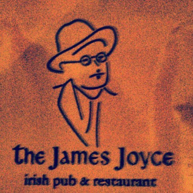 The James Joyce Irish Pub Restaurant Monastiraki Thiseio Athens Greece