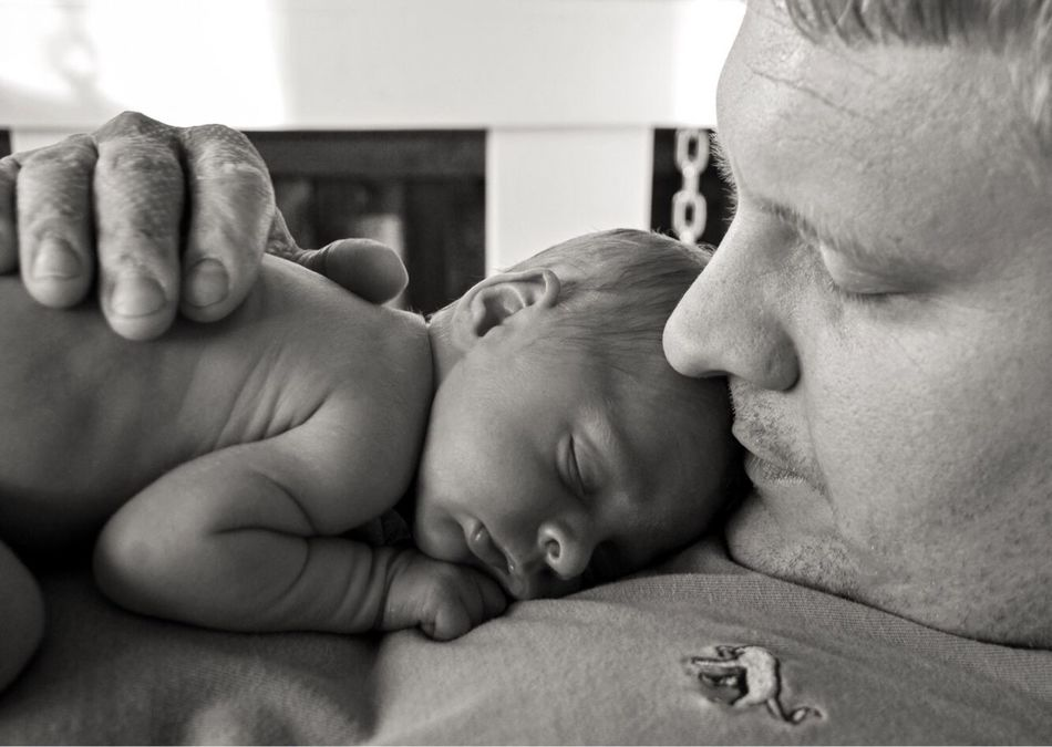 My son on my chest, the absolute best way to hold your child. Baby Newborn Innocence Babyhood New Life Love Fragility Togetherness Father Family Bonding Beginnings Sleeping Headshot Childhood Baby Photography EyeEm Diversity New Dad Loving Life!