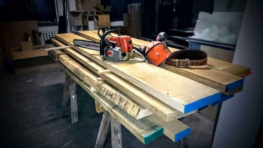 Architecture Building Exterior Built Structure Carpenter Cart Day Industry No People Outdoors Water Woodworker Workshop