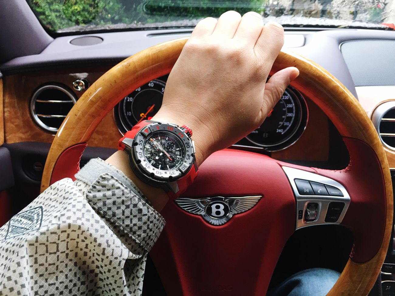 Richardmille Bentley Flyingspur
