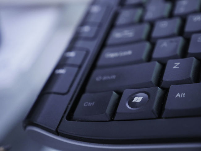 Black Close-up Computer Key Computer Keyboard Connection Freelance Freelance Life Home Office Keyboard Keypad No People Technology Technology I Can't Live Without Typing Windows Work Work At Home
