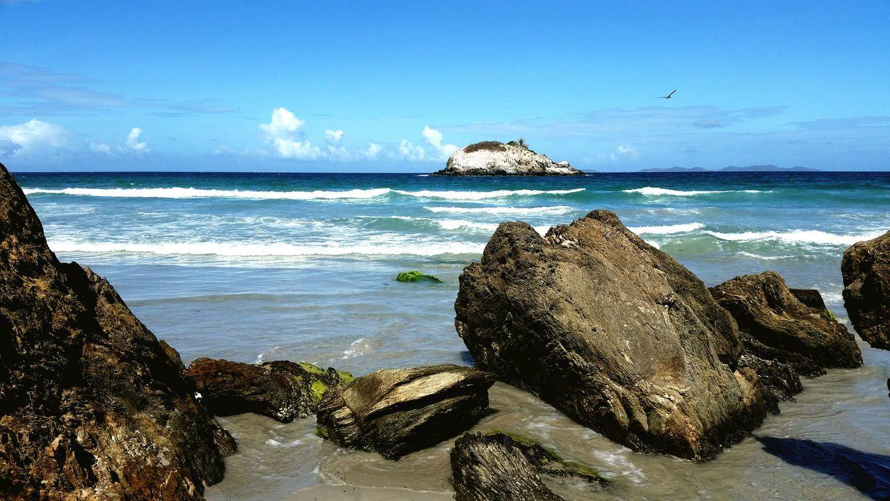 Margaritaisland Enjoying Life Caribbean Playaelagua Beach Traveling