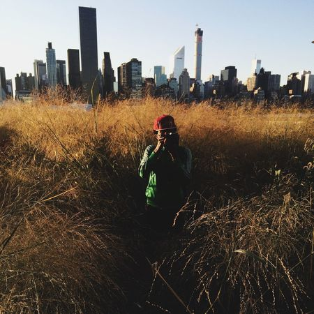 Respect the shooter. The EyeEm Facebook Cover Challenge New York VSCO Cam IPhoneography