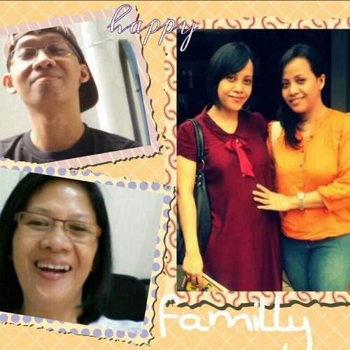 The twins-mama-riza Happyfamily Singleparent Thankyoumom