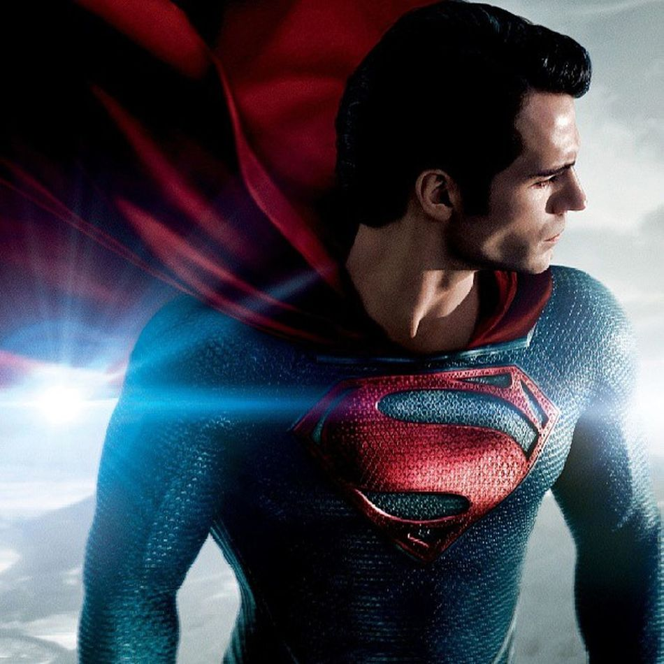 Since it's too early for ManCrushMonday , how about Supermansunday ? Absolutely loved Henry Cavill as Superman!