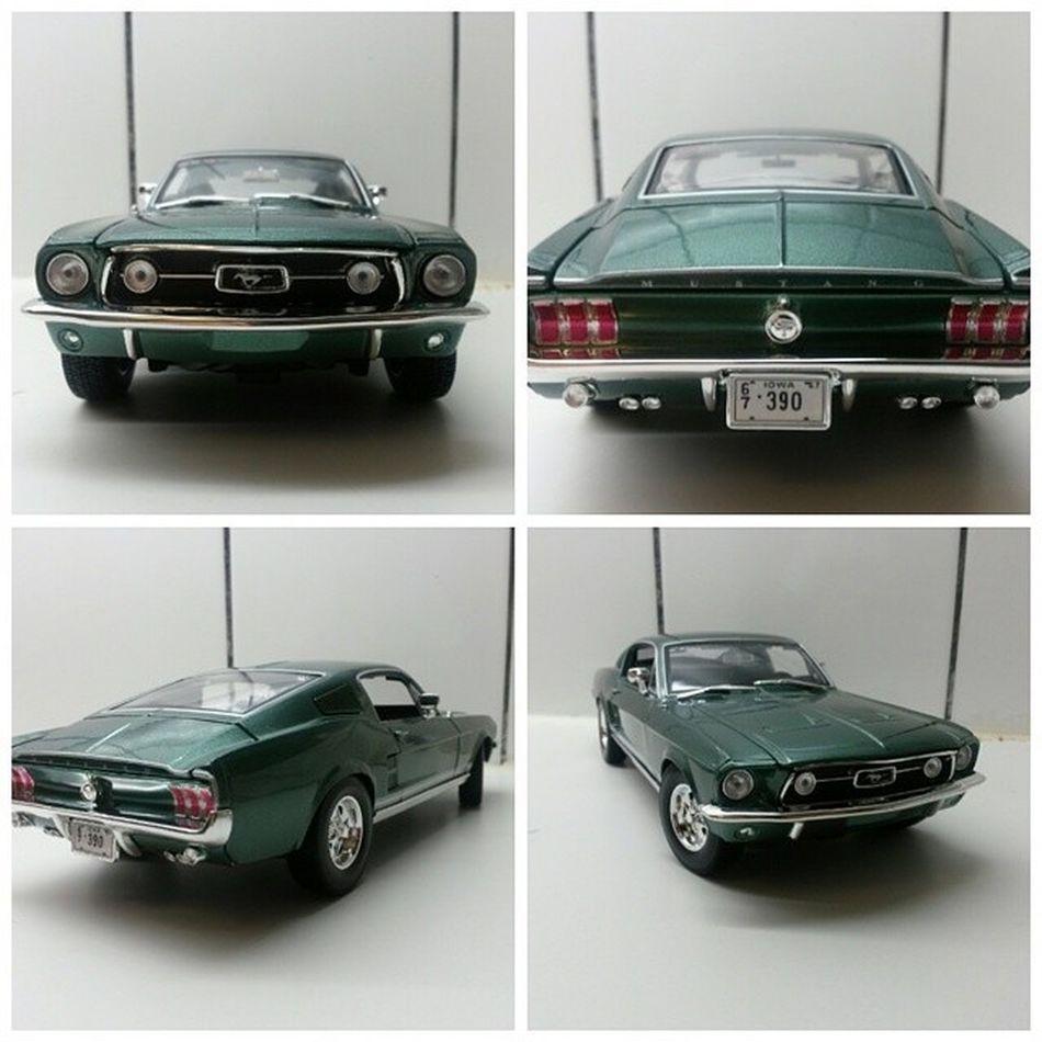 Koleksiyonumun baş yapıtı, yeni bebeğim :) Cars 67mustang Mustang Classic diecast model collection
