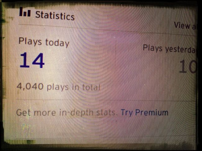 Our Plays In Soundcloud Look Pretty Good !. #703GOONS