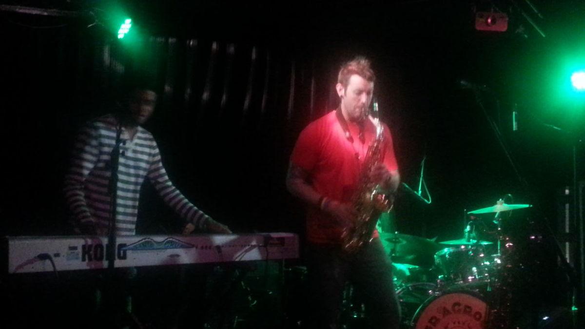 Thrive's first show in Phoenix was badass!! Music Live Arizona Reggae