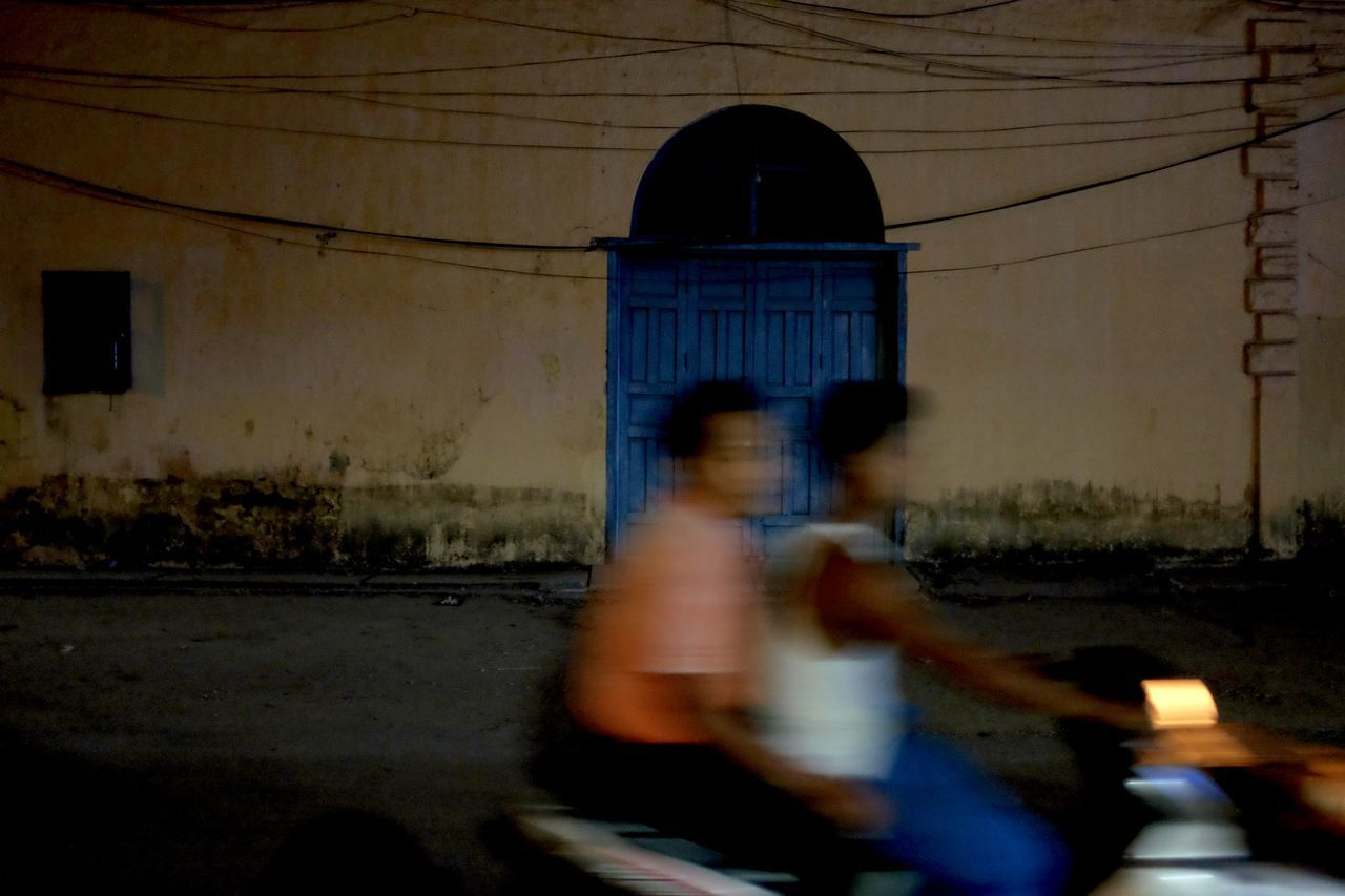 Evening Street life in Mawlamyine, Myanmar. ASIA Burma Color Colour Evening Fuji FujiX100S Mawlamyine Myanmar Night Nightphotography Travel First Eyeem Photo