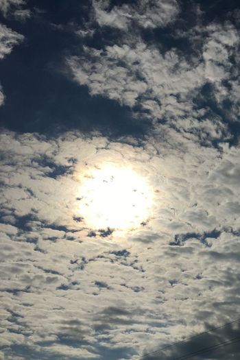 Cloud - Sky Sky No People Low Angle View Outdoors Sunset Nature Storm Cloud Scenics Beauty In Nature Day Be. Ready.