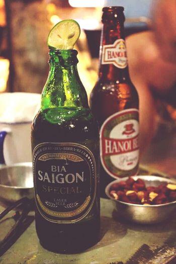 Hanoi Beer Halfsep Hello World