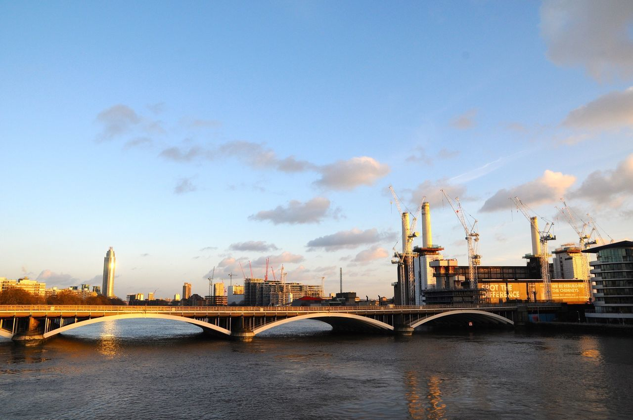 Battersea Power Station Pink Floyd