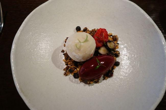 Berry Dessert Five Star Five Stars Food Food Porn Icecream Indulgence Nuts Ready-to-eat Temptation