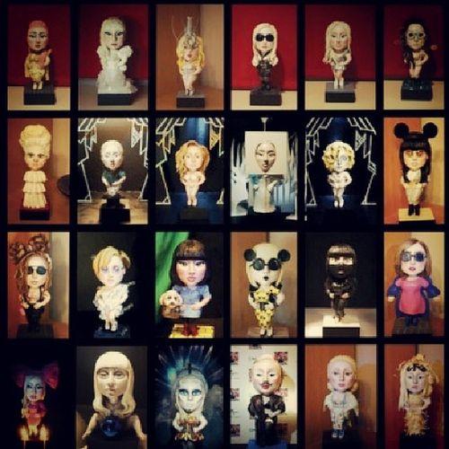 @ladygaga minigagadoll 2013. I want all:)) Ladygaga Minigagadoll Doll Cute fashion gaga artpop